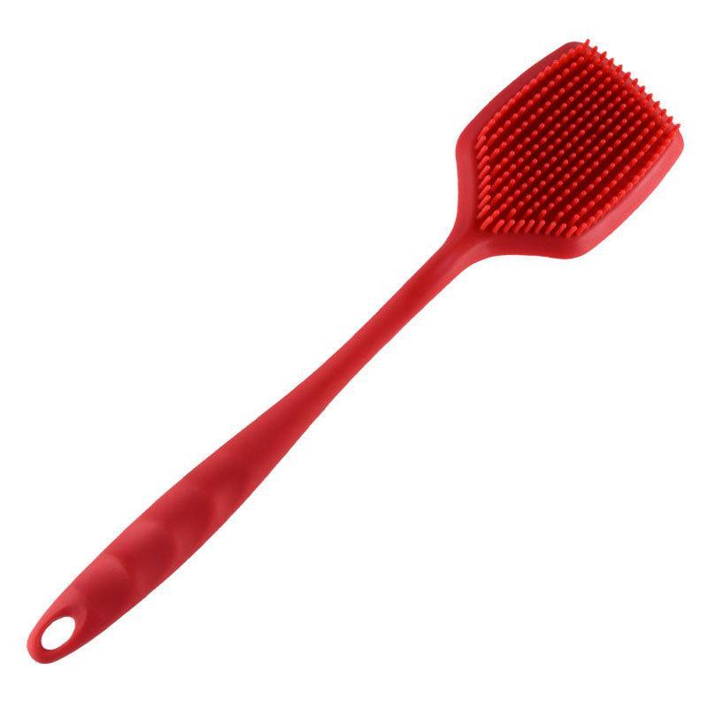 Badebürste Silica Gel Langen Griff Duschen Weiche Bürsten Massage Werkzeug Artefakte Gottes Fabrik Direktverkauf 6 83bl p1