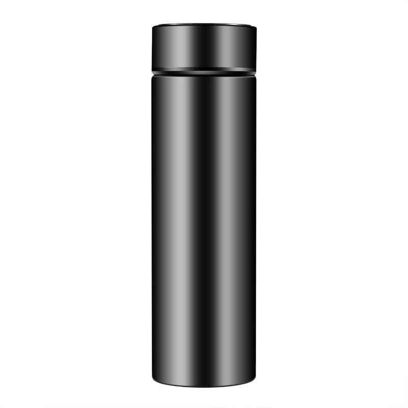 Nouvelle 304 tasse de conservation de la chaleur en acier inoxydable tasse d'eau intelligente boutique d'affichage de la température LED personnalisation cadeau fête célébration
