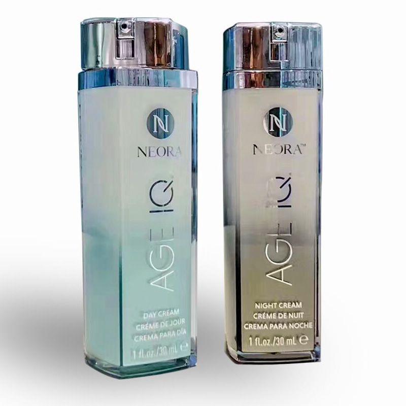 В наличии! Новый Neora Возраст IQ Нериум AD Ночной крем и дневной крем для ухода за кожей 30мл день Ночные кремы Sealed Box с логотипом