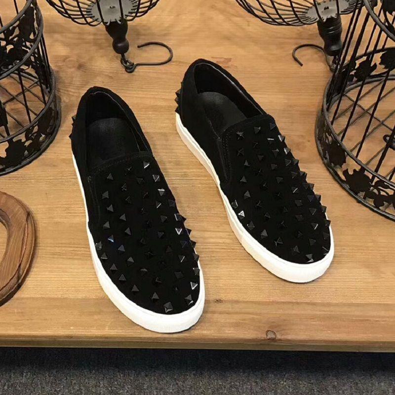 Neue Männer Schuhe Leder scarpe uomo cuoio Mann Schuhe Leder echt lässig mann