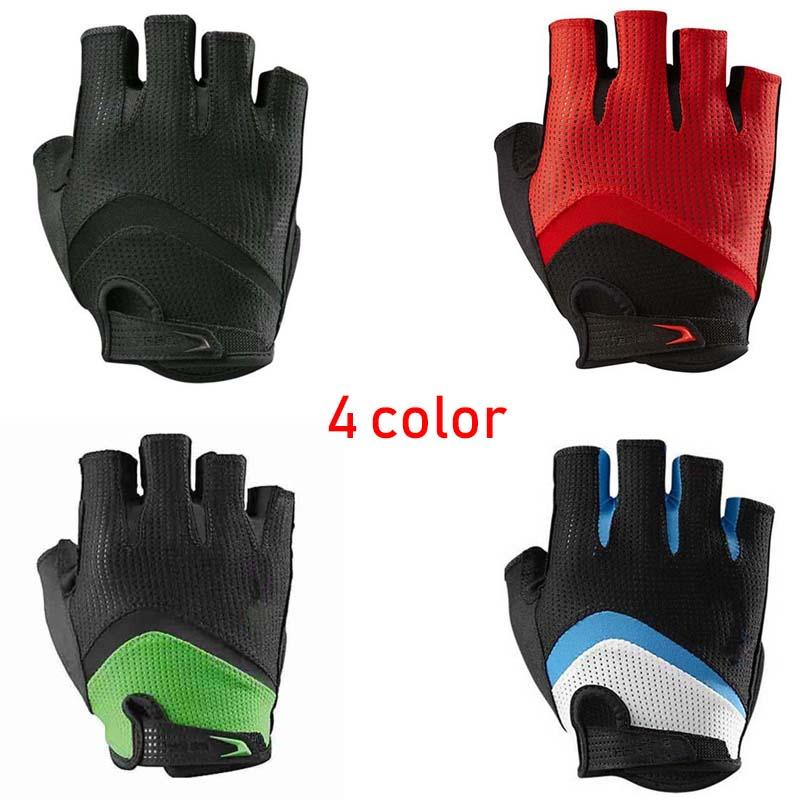 Half Finger Cycling Gloves Men Women Shockproof MTB Bike Bicycle Sports Mitts
