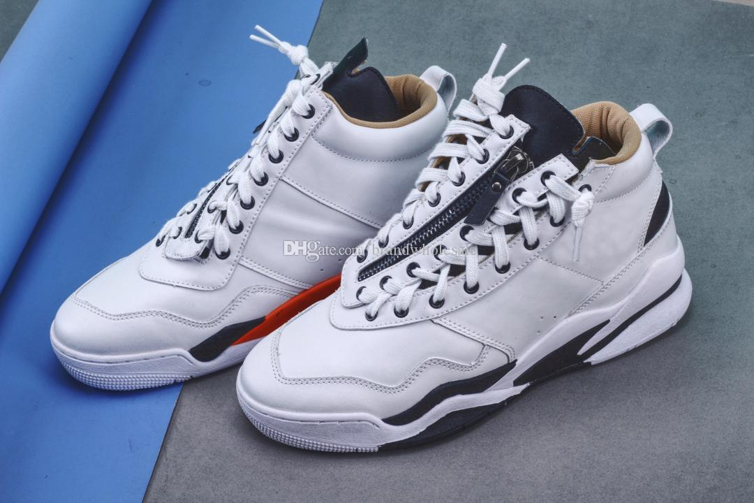 Acquista Mens CASBIA AWOL Atlanta Scarpe Da Basket Uomo Sneakers In Pelle Scamosciata Maschile Scarpe Sportive Da Donna Zip Donna Atletico Zapatillas