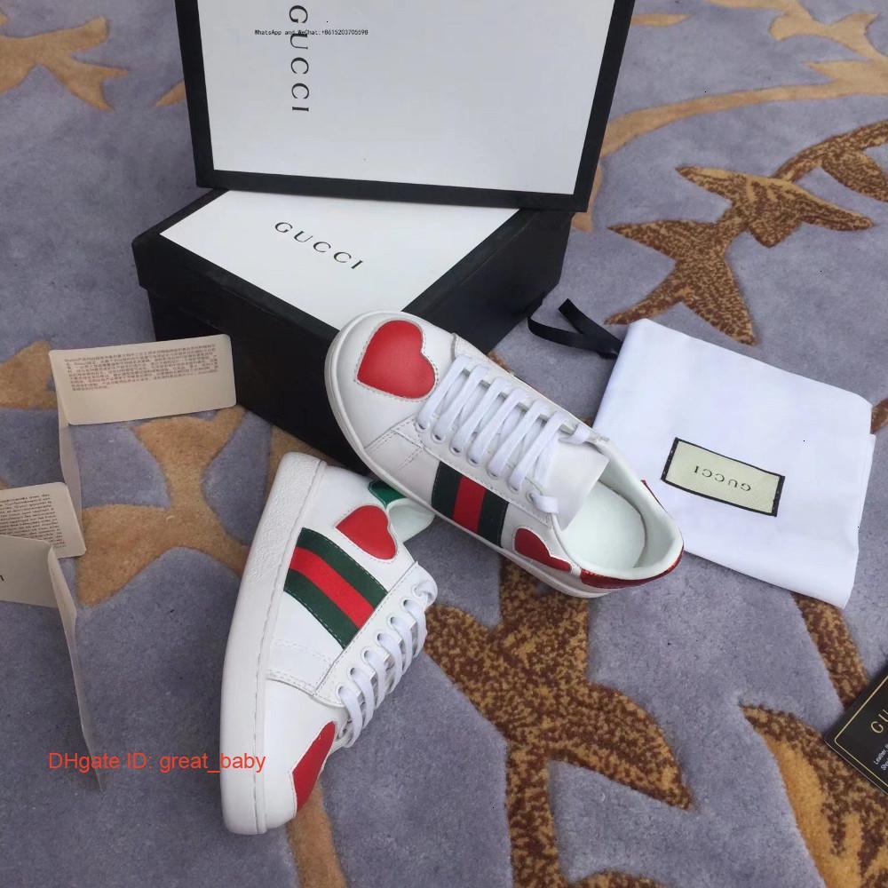 Kids Shoes crianças Designer Luxo menina Calçados casuais Autumn Europa Versão Coreana Lazer Moda Infantil Sole é macio meninas sapato 0906