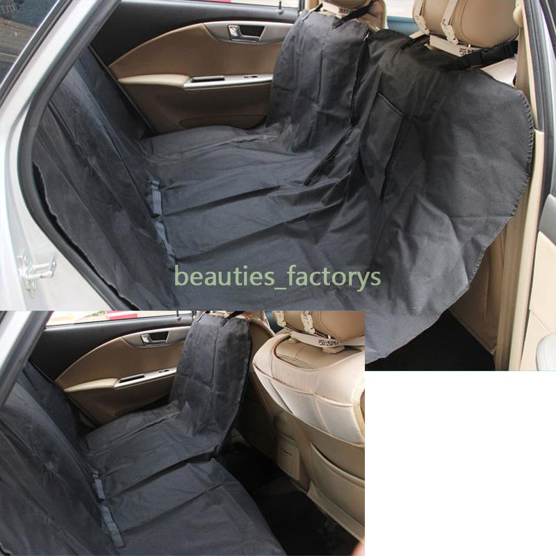 Dog Seat Covers For Trucks >> 2019 Black Car Auto Dog Seat Cover Cat Pet Protector Travel Auto Back Rear Waterproof Oxford 132cm X 142cm From Beauties Factorys 16 69 Dhgate Com