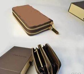 2019 ZIPPY ORGANIZER classico portafoglio uomo donna borsa lunga soldi borsa doppia cerniera tasca portamonete