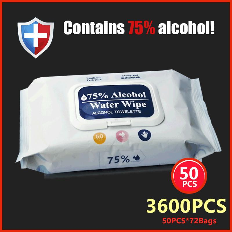 Disinfectant wipes 3600PCS Disposable wipe wholesales colorx wipes for baby 75% alcohol wipes with alcohol house cleaning wipe disinfecting