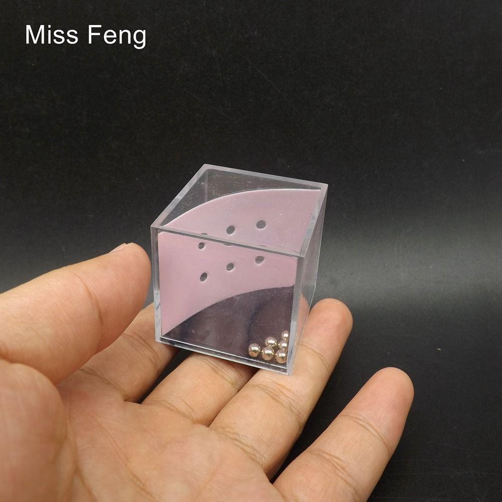 B334 / 3D Puzzle Cube Magic Intellect Bead Labyrinth Toys para niños