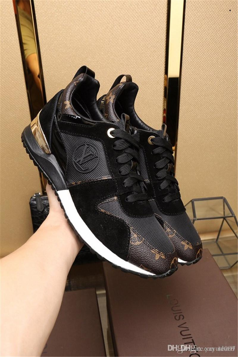 A6 Luxury Designers Men Casual Shoes