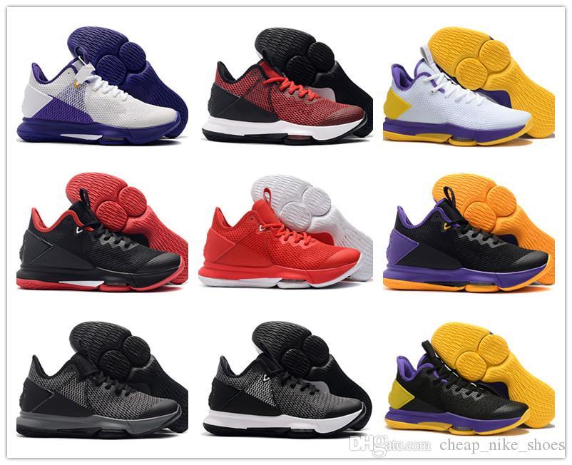 2020 sapatos Testemunha 4 IV EP basquete masculino Rei 4s Grey Oreo Mens Designer Esporte do instrutor da sapatilha CD0188-100
