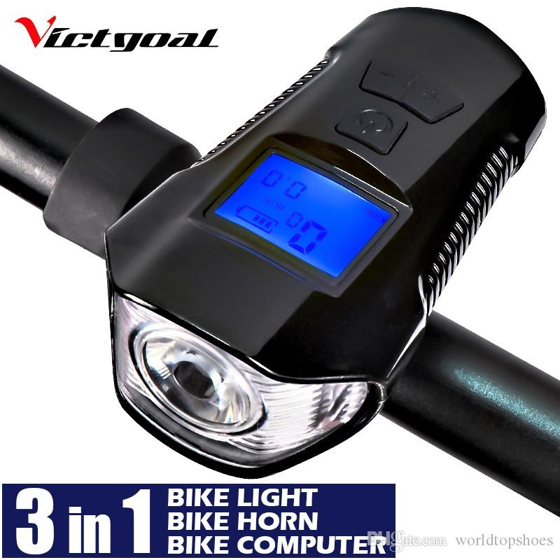 Silver Fabric USB 300 Rechargeable Bike Head Light