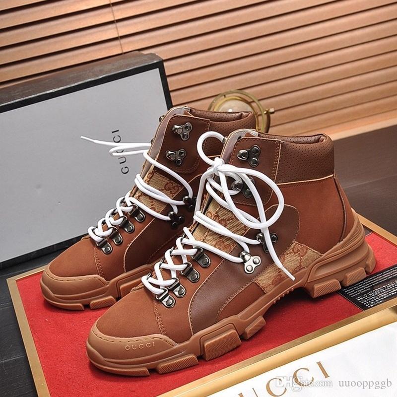 zapatos ocasionales de los hombres del diseñador de moda 2020QJ, zapatillas de deporte con un diseño de lujo superior en la caja original, zapatos casuales de los hombres. tamaño 38-45