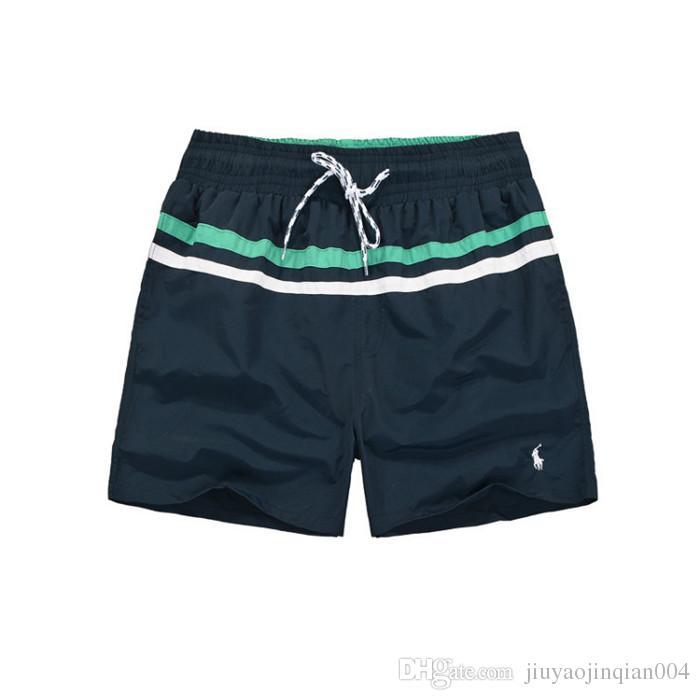 Classic Brands Summer polo Board Shorts big horse embroidery Hawaiian Ralph Men's Beach surf Pants swim shorts s253 Men swimming trunks