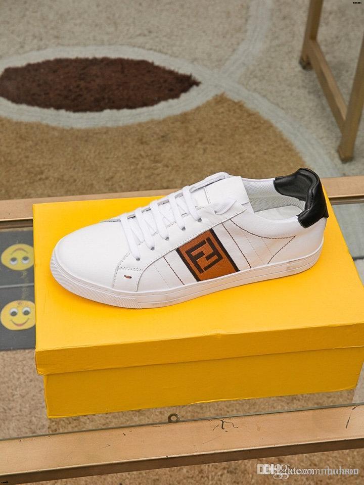 2020SS 2019 sneakers novos calçados masculinos planas moda primavera casuais verão com o branco selvagem YECQ4 dos homens confortáveis sapatos casuais