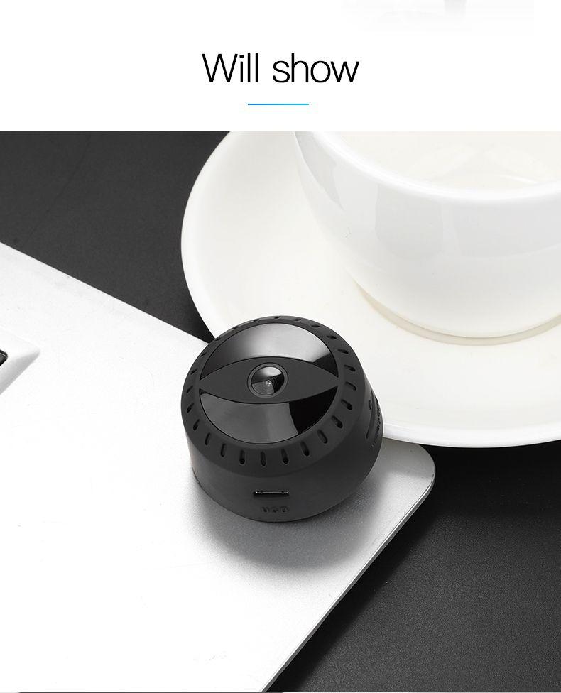 A10 Full HD 1080 P Mini Wifi Kamera Kızılötesi Gece Görüş Mikro Kamera Kablosuz IP P2P Mini Kamera Hareket Algılama DV DVR