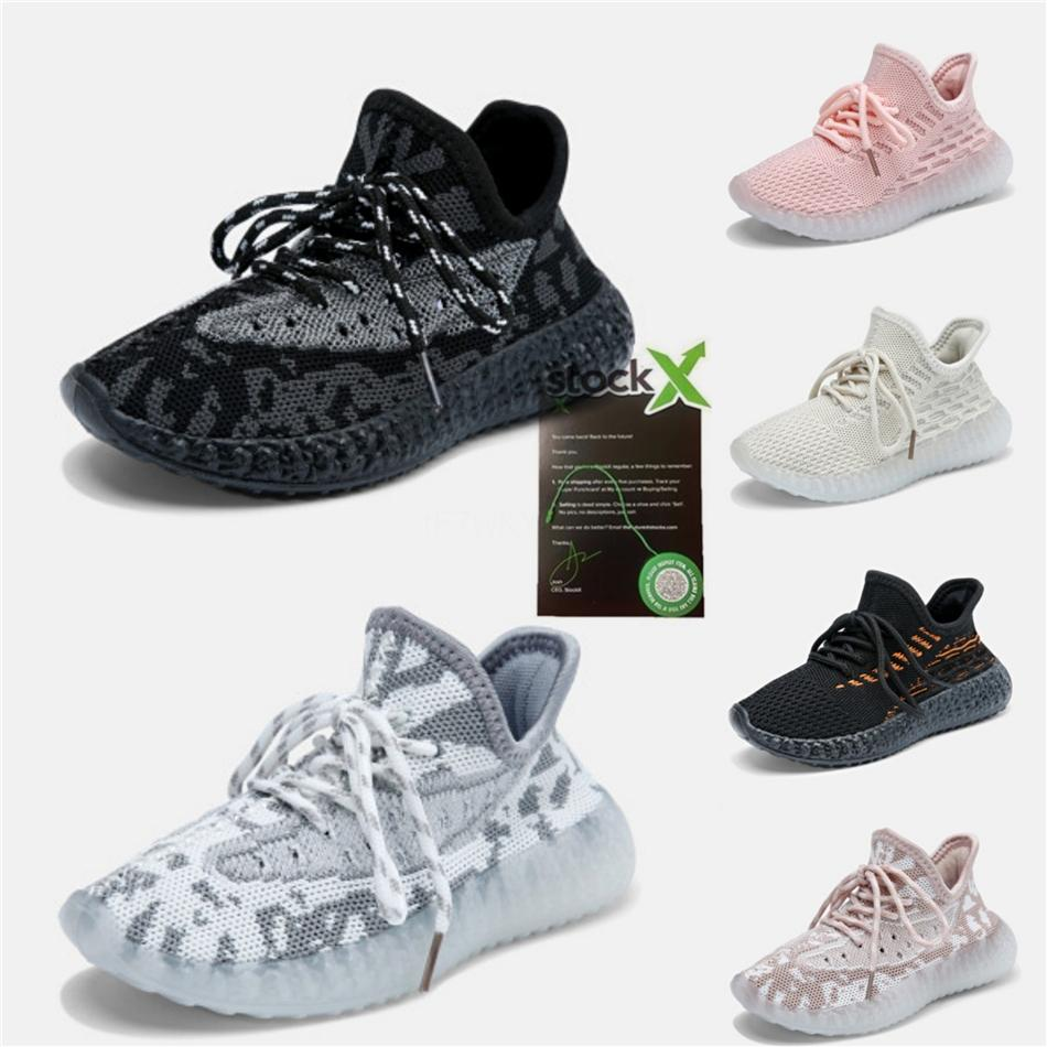2020 Kanye West 380 Mist Reflective Alien Supcol Pepper Kids Running Shoes With Box Top Quality Designer Sneakers Outdoor Sport Shoes #320