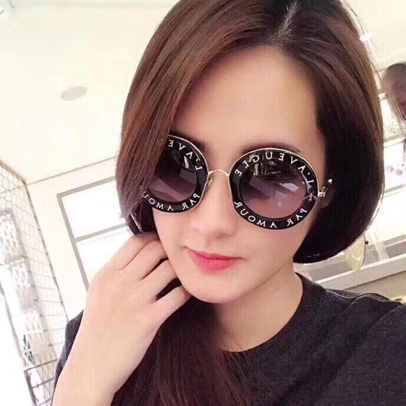 Little Designer Sunglasses For Women 3 Bee H105 Fashion Luxury Sunglasses Mens Pattern Color Retro Round Vintage Letter Sunglasses Gtnnr
