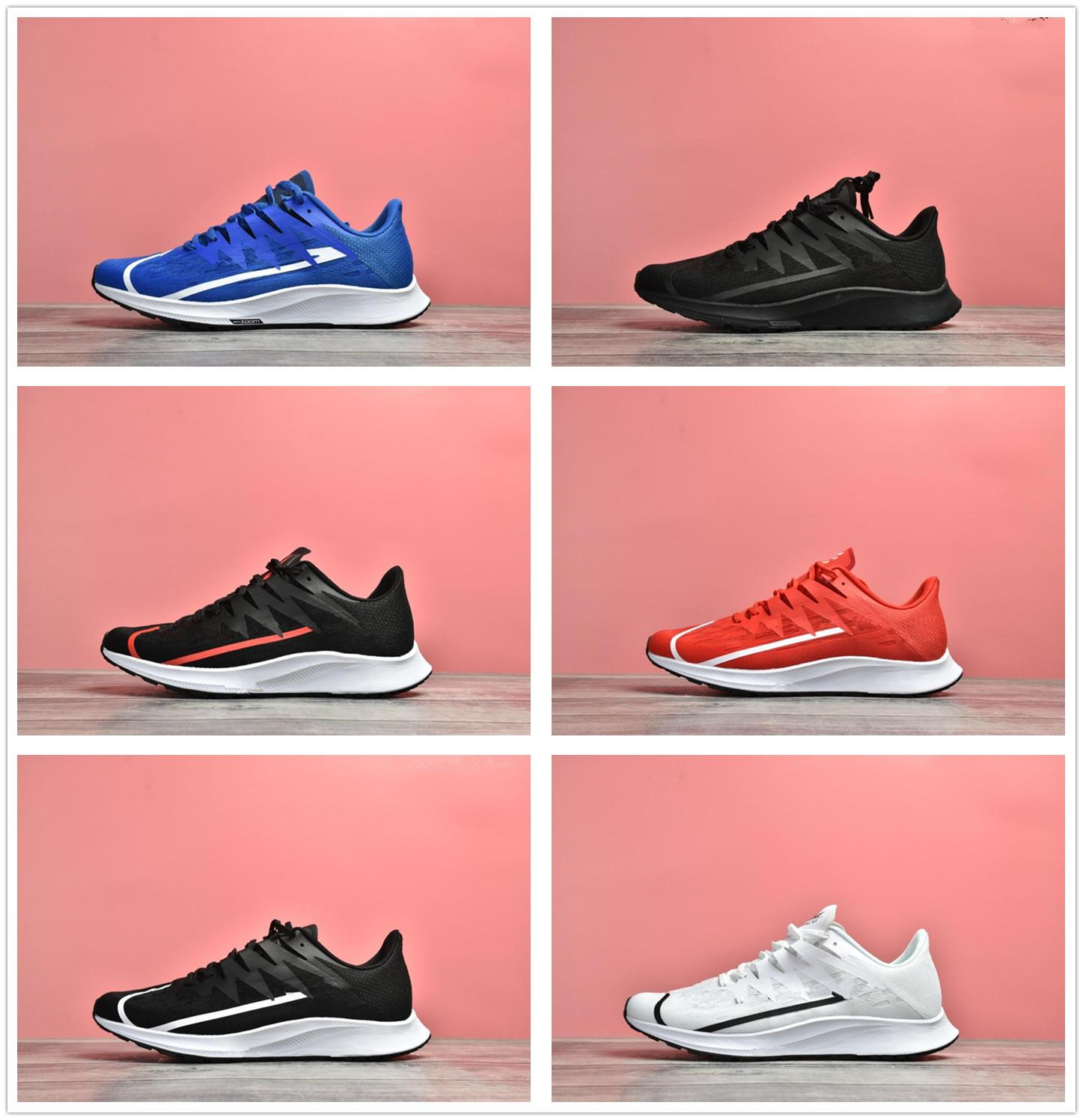 2019 new top Zoom Rival Fly shoe Zoom Fly SP Vaporfly 4% Odyssey React 2 size us7-us11 with box