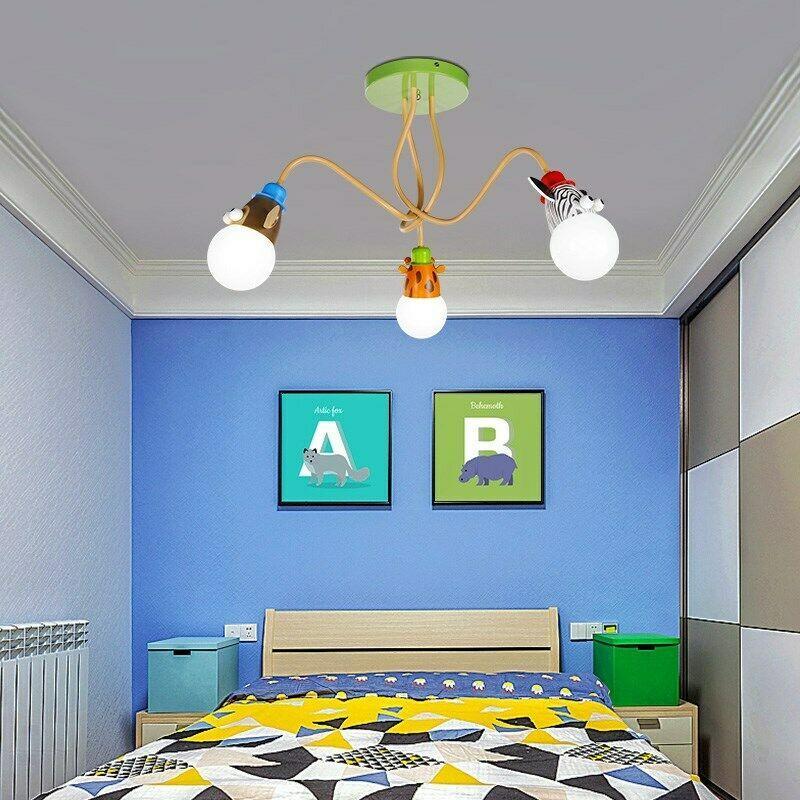 Nuovo diametro 3 luci diametro 50 cm lampada da soffitto per bambini per bambini lampada da soffitto per bambini spedizione gratuita CA030