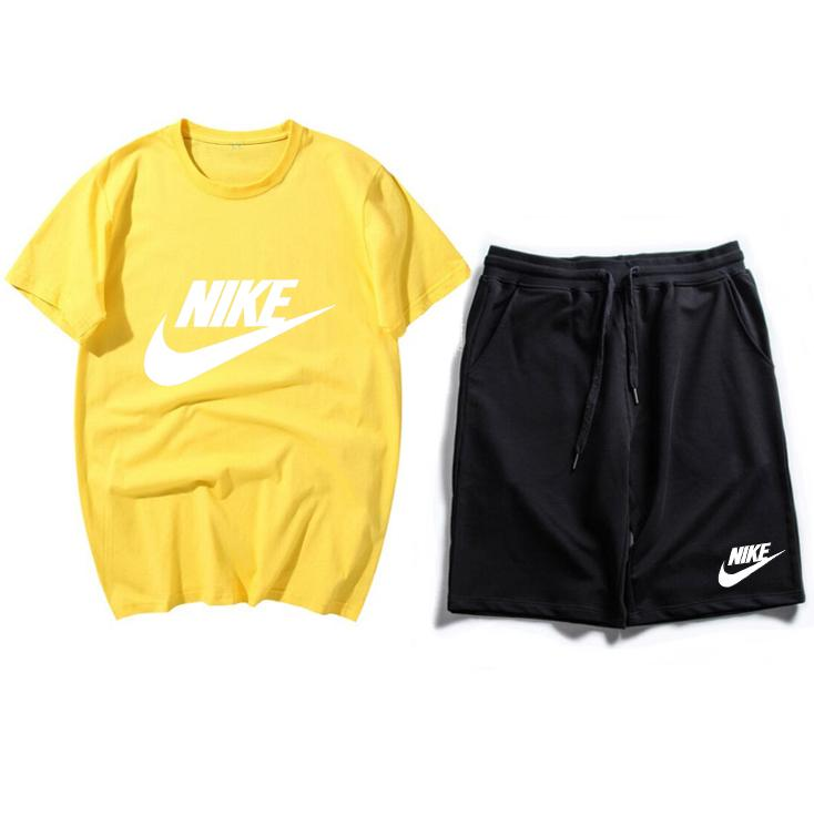 Tracksuit Embroidery Luxury SumLuxury Men High Quality Tracksuits Mens Designer T Shirt Mens Summer Short Sleeve Suit Men Tracksuits