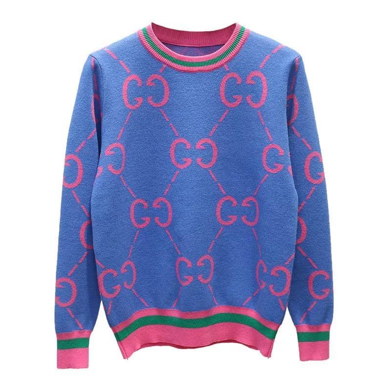 겨울 따뜻한 스웨터 편지 빈티지 여자 니트 스웨터 여자 귀여운 핑크 스웨터 우아한 니트 스웨터 풀 팜므 Y190830