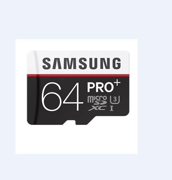 8GB / 16GB / 32GB / 64GB / 128GB / 256GB سامسونج PRO + بطاقة مايكرو التنمية المستدامة CLASS10 / البطاقة الذكية الهاتف TF C10 / كاميرا بطاقة الذاكرة / بطاقة SDXC 90MB / S
