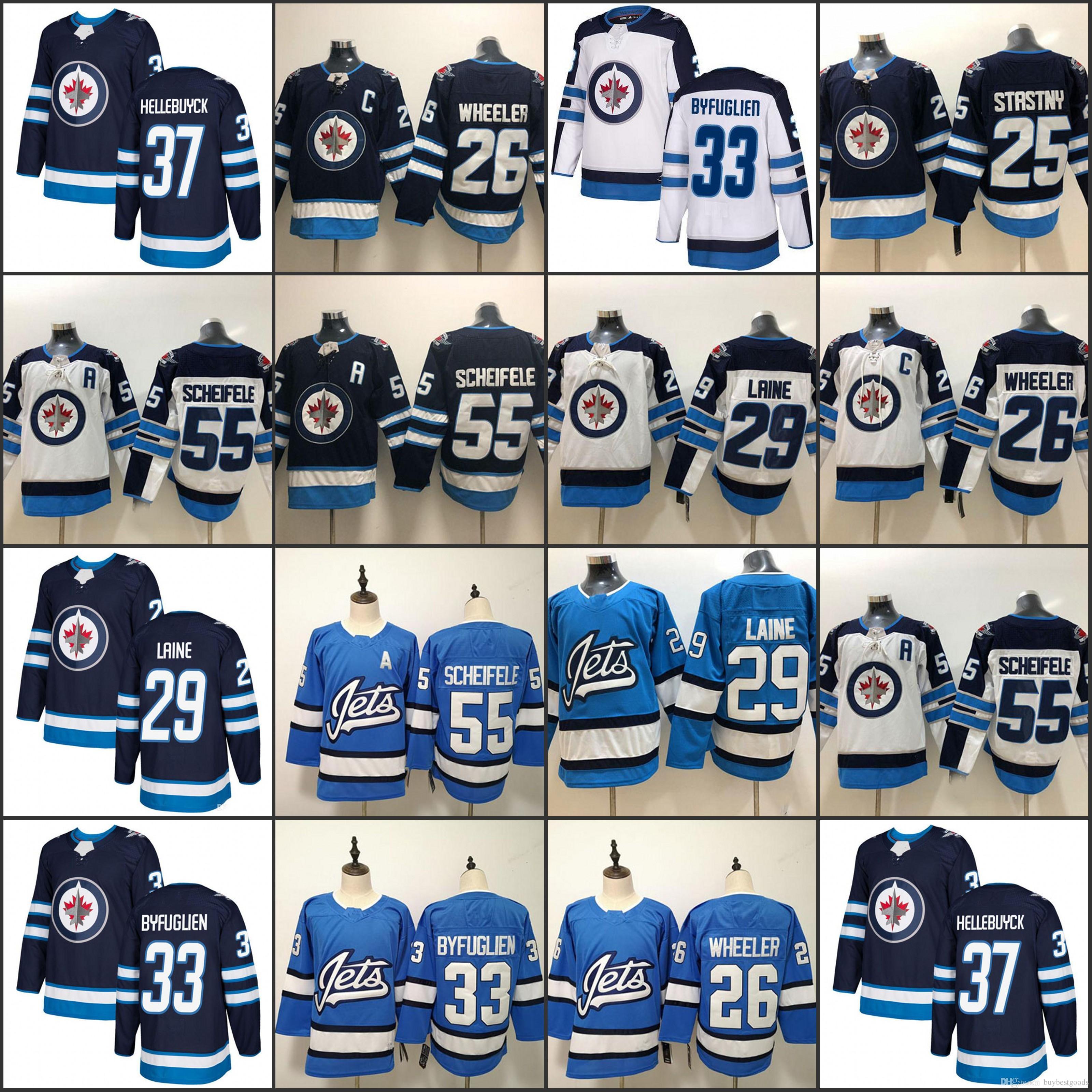 winnipeg jets jersey numbers