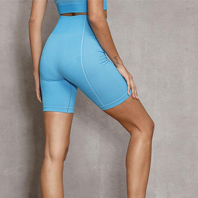 Nahtlose Shorts Frauen Sport Startseite Kurz Yoga Strumpfhosen Gym Shorts Frauen Fitness Sportswear Leggings Short Panties Workout Twerk