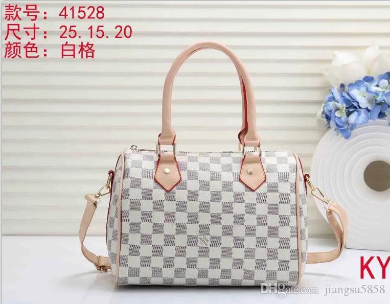 les femmes sacs à main designer de luxe en cuir véritable peau de vache sac à bandoulière sacs à main épaule messager sacoche porte-monnaie sac Chaine D51