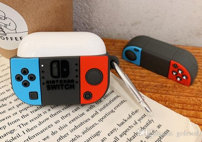2020 Creative Game Console Airpods Protective Sleeve Made By