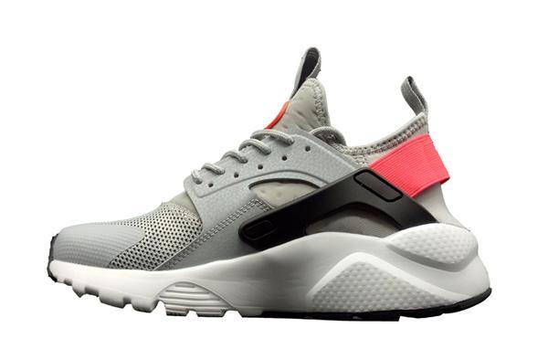 782d171e8b5a 2019 Air Huarache 4 Homens Mulheres Tênis De Corrida Todos Os Huraches Branco  3 Zapatos Ultra