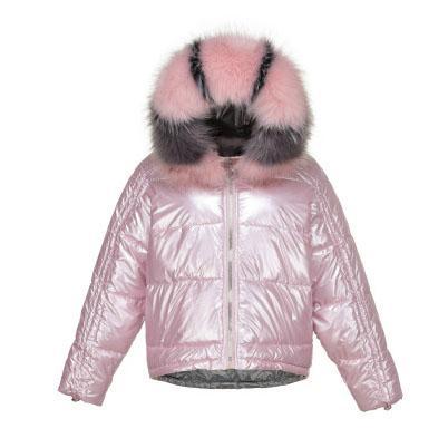 Femmes Mode Femme Veste d'hiver Nouveau court pain Vêtements épais duvet Veste Hip-hop Fashion Style Tendance Manteaux Parkas en gros