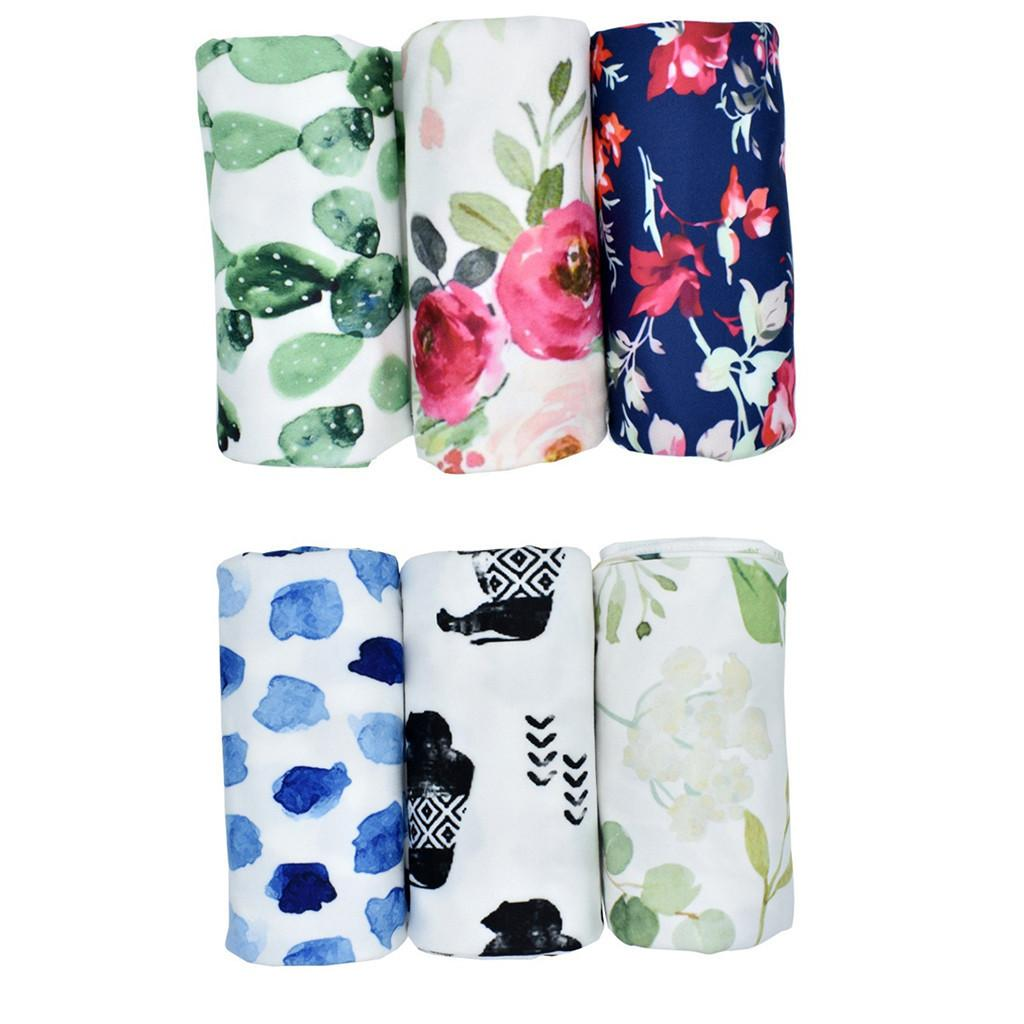 Newborn Infant Baby Boy Sack Swaddle Sleeping Bag Swaddle Muslin Wrap Photography Swaddle Organic Cotton Bath Towel Accessories