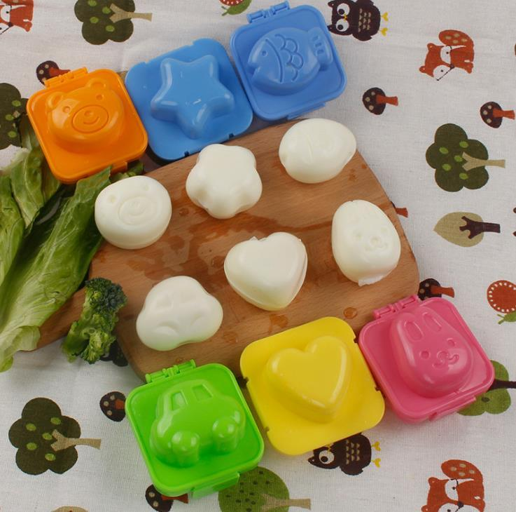 Mould SN1182 Sushi Decoration Mold Bento Boiled Maker Sandwich Egg Moon Cutter Decorating Cake Rice Tools Kitchen Fjbgv