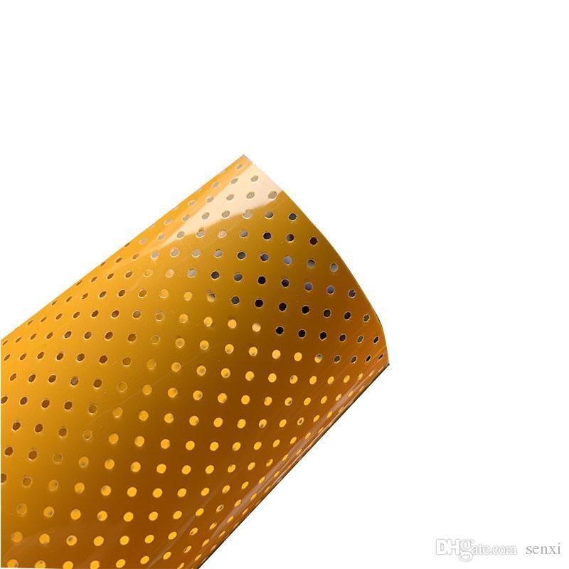 """1 foglio 12 """"x20"""" / 30cmx50cm Hollow di scambio di calore del vinile a pressa di calore T-shirt di ferro sulla stampa HTV!"""