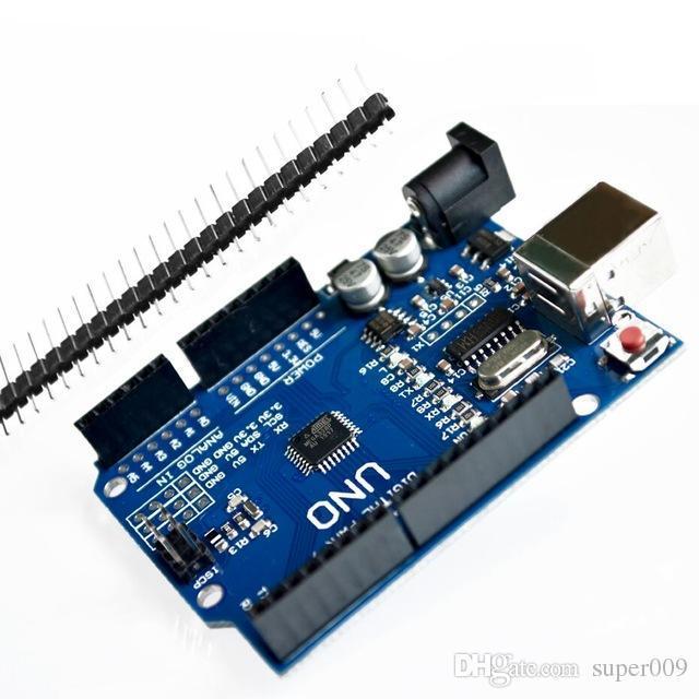افضل الاسعار !!! جودة عالية UNO R3 MEGA328P لاردوينو UNO R3 NO USB CABL