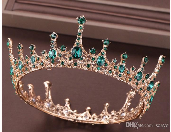 En 2019, la corona del círculo de ventas de Europa y América, la joyería de taladro de agua verde, las ventas directas de Bridal Hair Jewelry y las promociones de bajo costo.