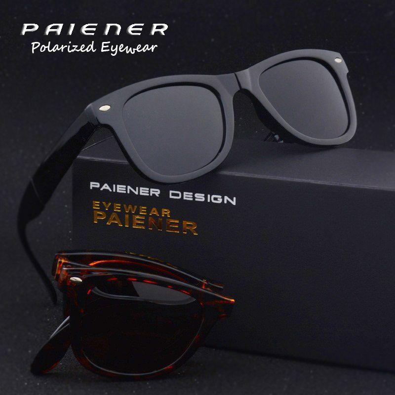 4105 Folding Sun Glasses Fashion Vintage Polarized Sunglasses Fold Exempt Postage Sports Glasses Sports Eyewear For Men Women C19041201