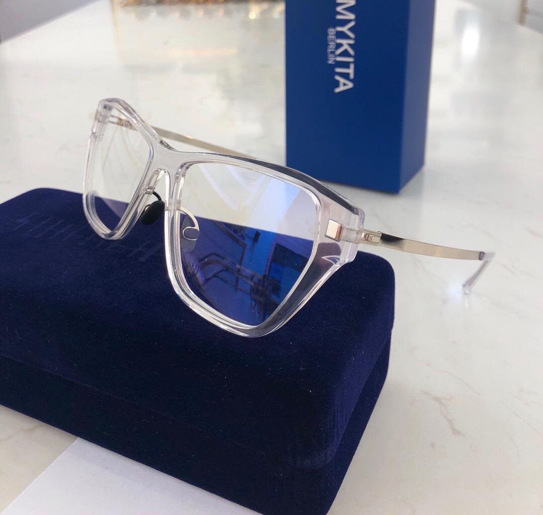 MYKITA MMRAWOIO أزياء المرأة النظارات البصرية مصمم إطار نظارات نظارات القط العين النظارات إطار إطار أعلى جودة تأتي مع PACAKGE