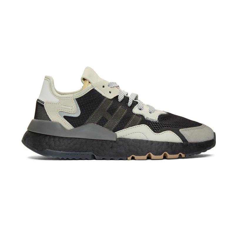 Schwarz TRACE PINK Atmungsaktive Neue Damen Großhandel MINT Nite Jogger Core ICE Schuhe Laufschuhe 2019 Herren Nite Weiß Reflektierende Adidas Jogger AL3qj5c4R
