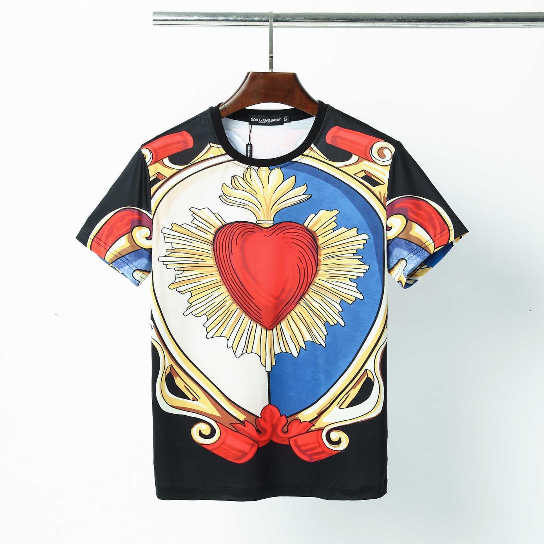 T-shirt di EXQJMen casuale di modo speciale formato M-3XL respirabile comodo WSJ007 # 120659 xia04 * 568