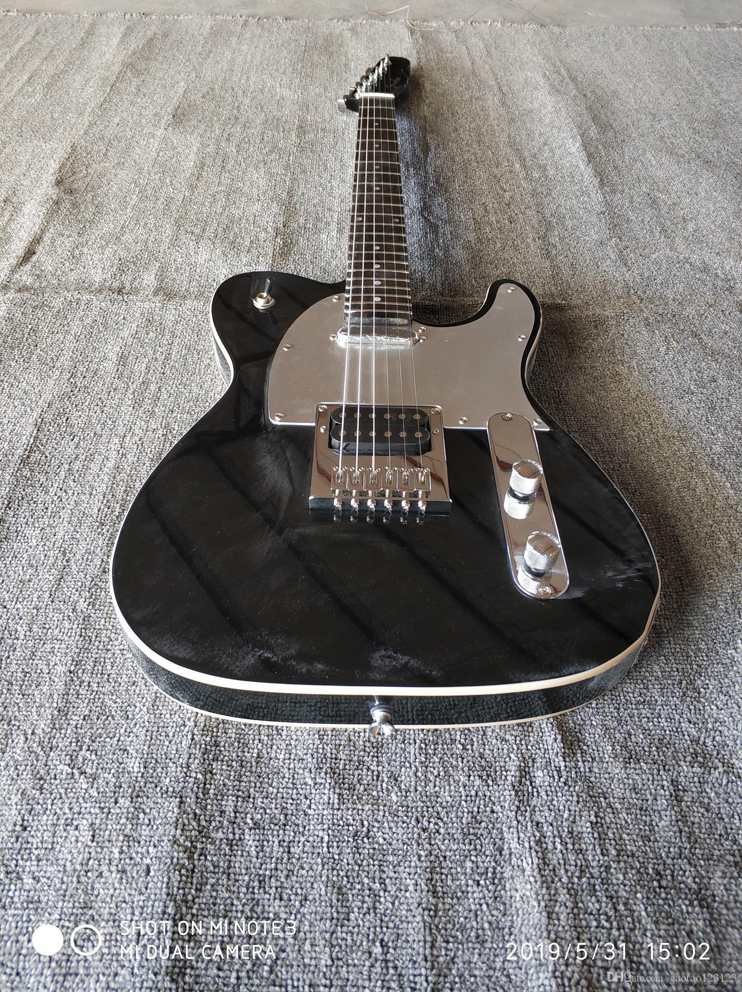 최고 품질의 공장 맞춤형 Tele electric guitar 흑단 지판 기타 6 현악기 기타