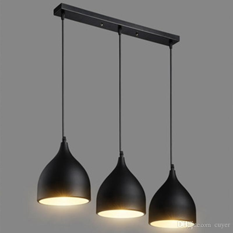 Hedendaags Modern Pendant Ceiling Lamps Dining Table Lustre Pendant Lights OL-16
