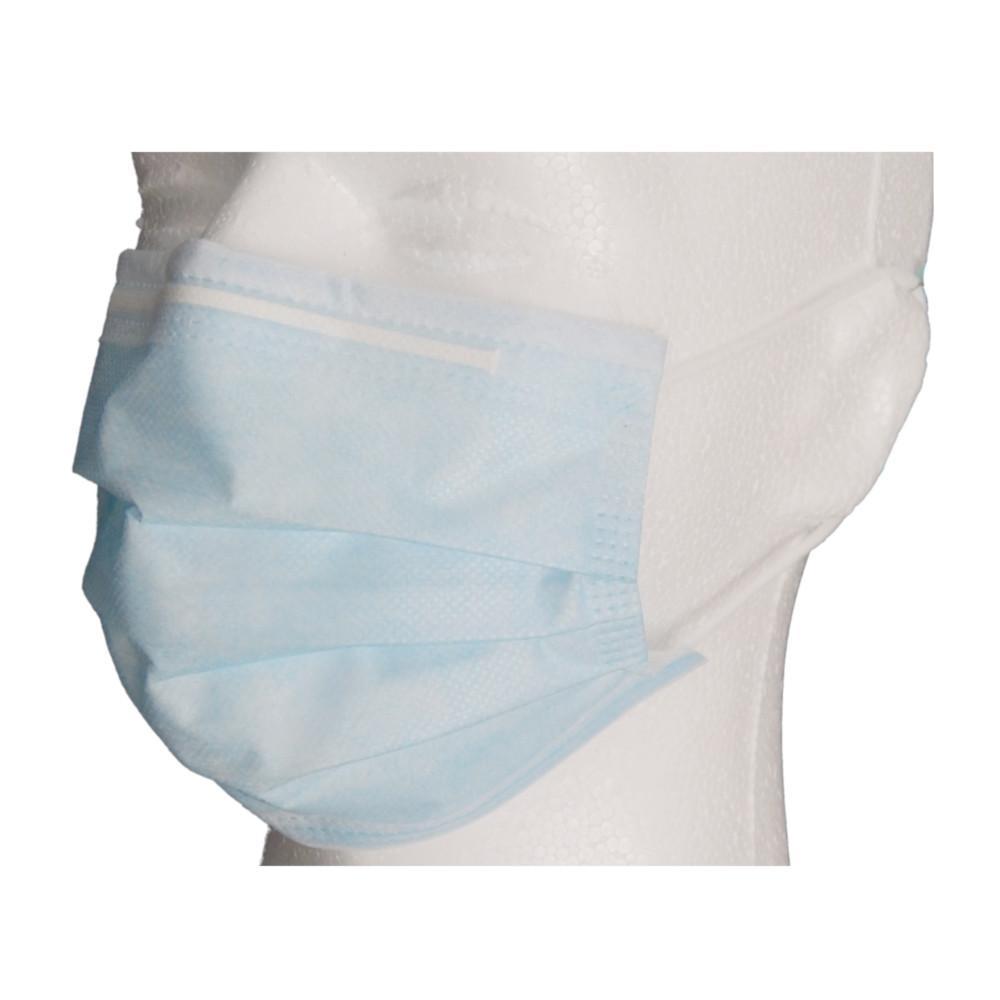 Hohe Schutzschifffahrt VCATM 50pcs / Bag FA elastische US-Einweg-Luftverschmutzungsschleifen-Masken Kangxin-Aktien-schnelle Qualitäts-Ohr 3-lag ADACB LUFSI