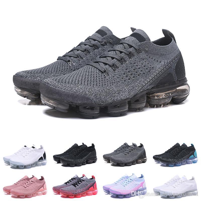 2020 디자이너 망 증기 실행 유틸리티 쿠션 2019 TRUE 여성 소프트는 패션 데 CHAUSSURES 스포츠 스니커즈 36-45를 들어 신발을 실행