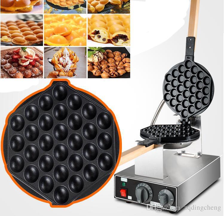 Kostenloser Versand 5 Stück / Los Egg Waffle Maker Für Modell FY-6-Blase Waffeleisen / Ei Puffs Maschine