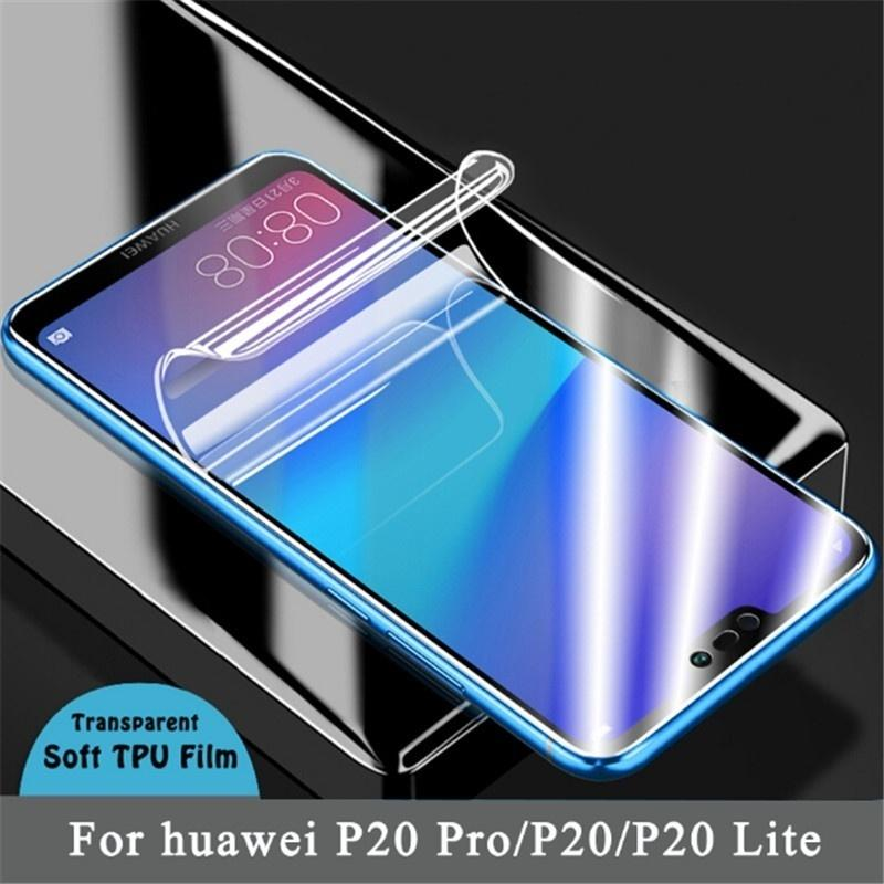 Hidrogel Film para p30 Huawei Lite P20 Pro P30 Além disso protetor de tela On The Para Huawei Companheiro 20 Lite 20x de tela de proteção