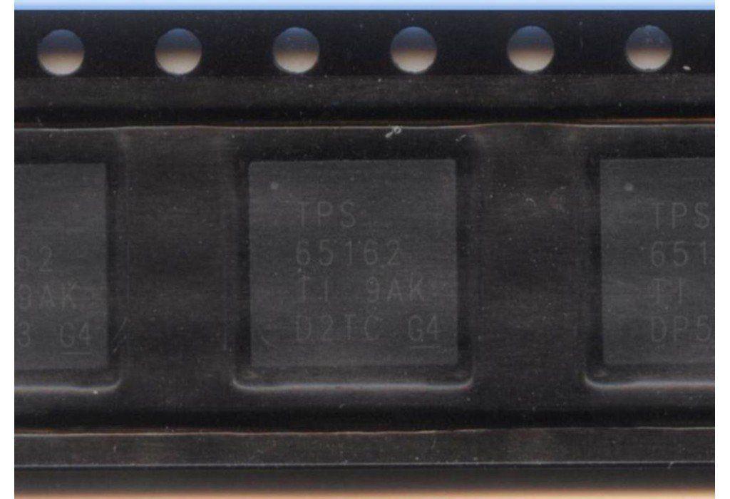 TPS65162 Compact IC LCD Bias avec amplificateur haute vitesse pour le panneau TV-LCD