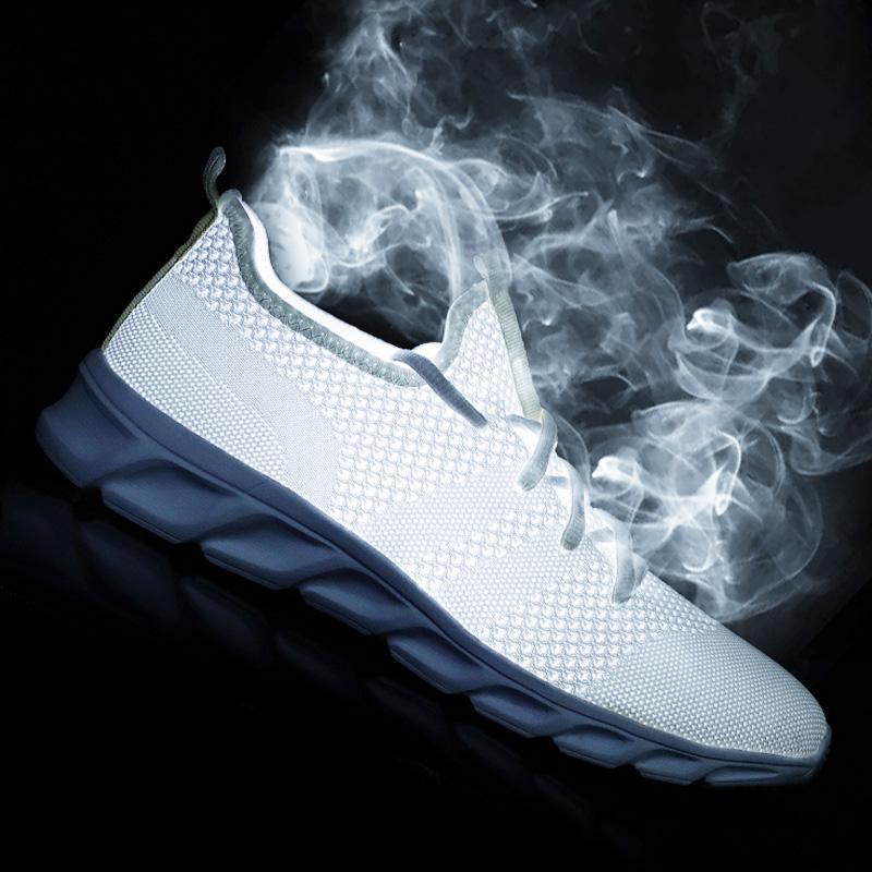 Damyuan Erkek ayakkabı Sneakers Flats Spor Ayakkabı Erkek Kadın Çift Ayakkabı Yeni Aşıklar Casual Hafif Büyük Beden 48
