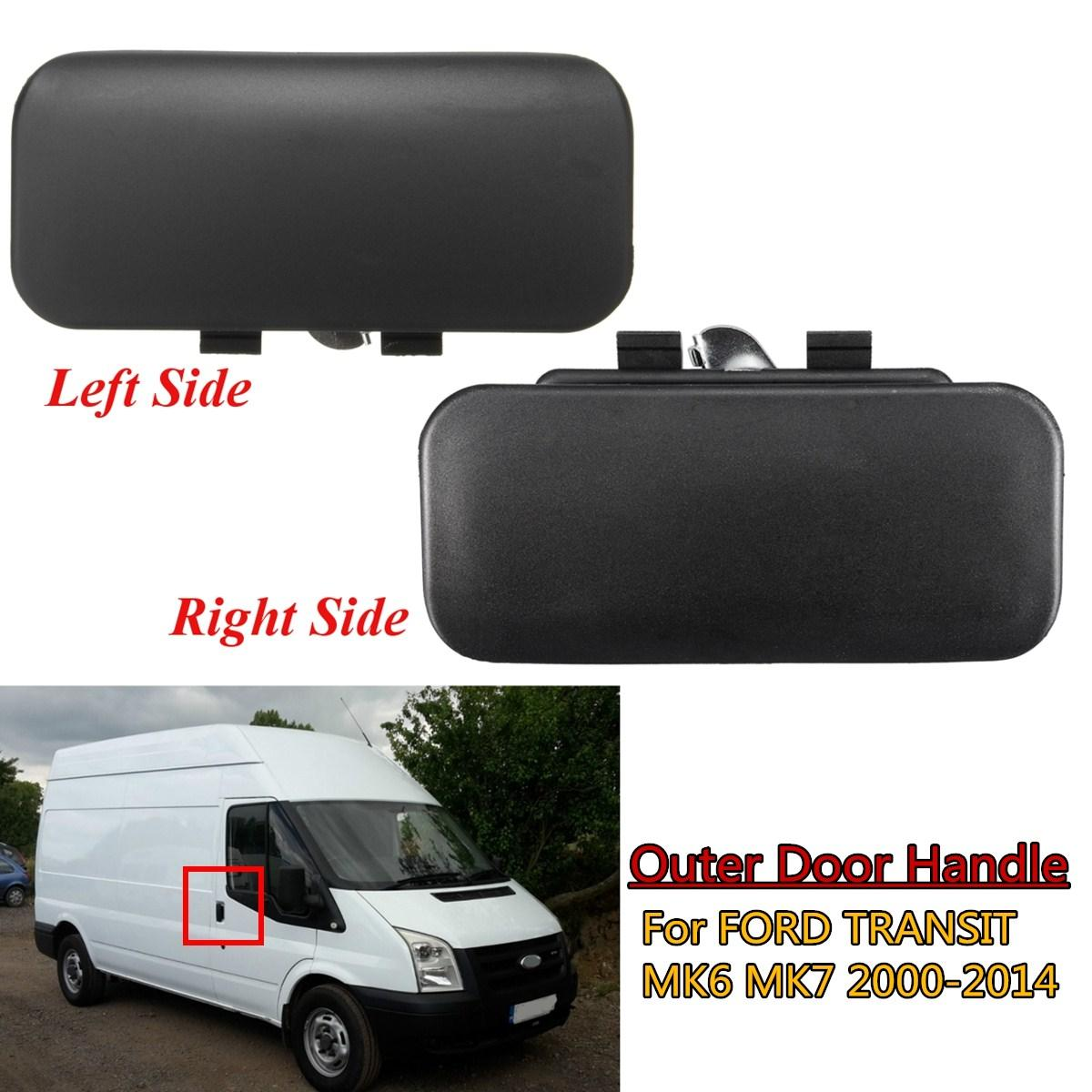 Rear Left /& Right Door Check Straps for Ford Transit 2000-2014