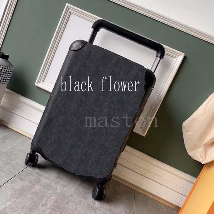53cm tronco superior de la bolsa bolso de los hombres de equipaje calidad L viajes mujeres V maleta de lujo spinner rueda universal de mono gramo de lona carro caseff5d #